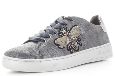 Details zu Bugatti Woman 431549325900 Damen Schuhe Lack Stiefel Reißverschluss 3400 Rosa